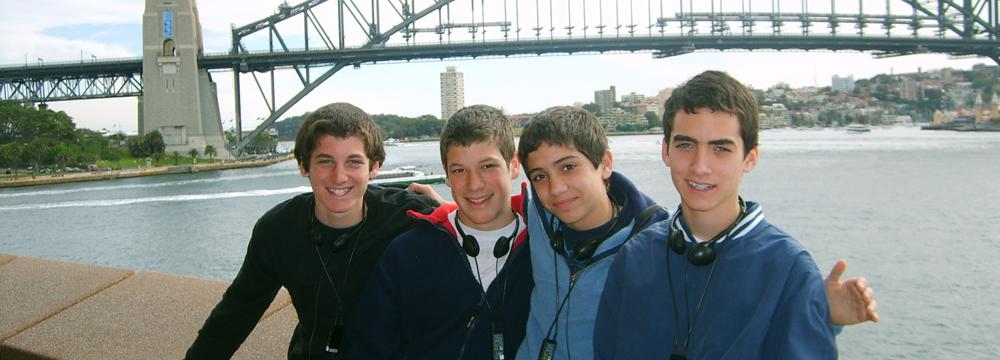 3° Liceo en Australia-2009