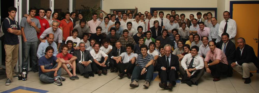 30 años del Colegio festejo ex alumnos y docentes 2009