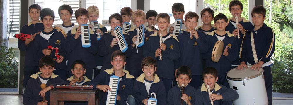 Banda de 5° año 2006