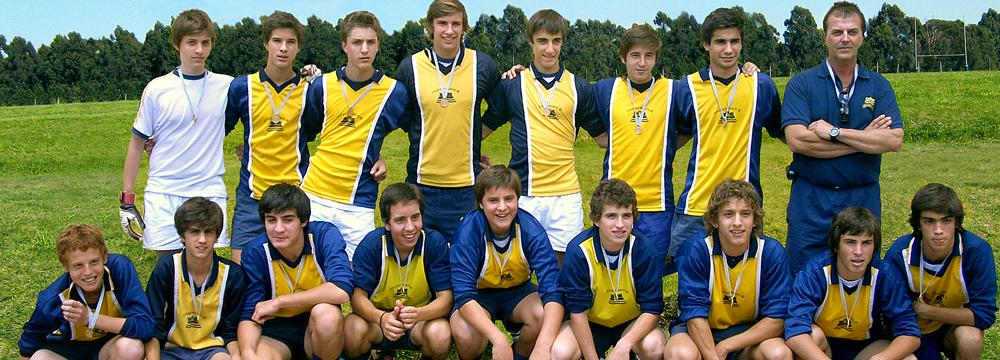 Sub 16 campeones de ADIC 2008