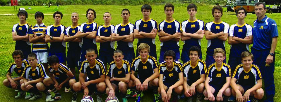 Campeones de ADIC en Sub 15 (2013)